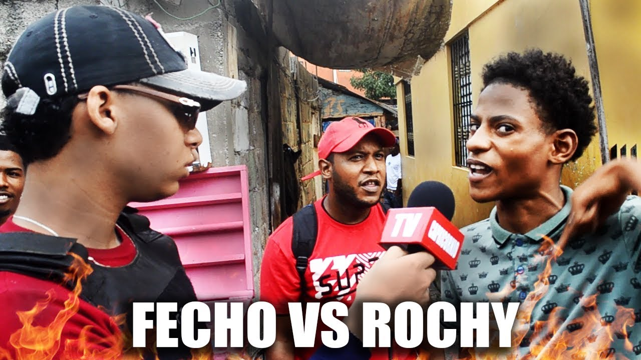 Entre al Peligroso VILLA DUARTE  ! ROCHY VS FECHO ! ENCUESTA EN EL BAJO MUNDO