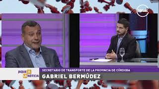 Gabriel Bermúdez | Secretario de Transporte