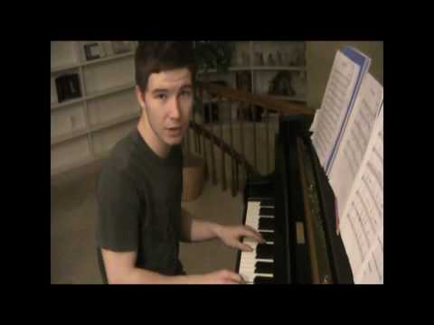 How to play any song with four chords on the piano