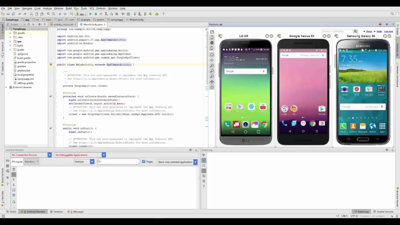 Run Apps in Android Studio on Real Devices