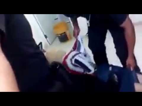 Mexico Police Terrorists Torturing their Own Mexican Citizen
