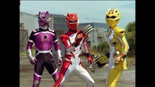 Power Rangers Jungle Fury - Dash for the Dagger - Power Rangers vs Whirnado (Episode 20)