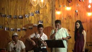 """Tình yêu lạ kì - Trung Kiên ft. Ý Nhi [Đêm nhạc """"Dạ khúc"""" - Xương Rồng Coffee & Acoustic]"""