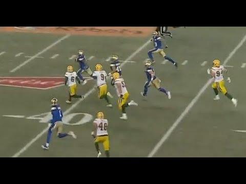 Kevin Fogg scores ridiculous 110-yard touchdown