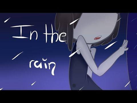 In the rain - Fred / Freddy x Joy【FNAFHS】