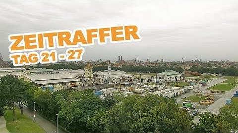 Oktoberfest - Livecam Zeitraffer Woche 5 - 2019