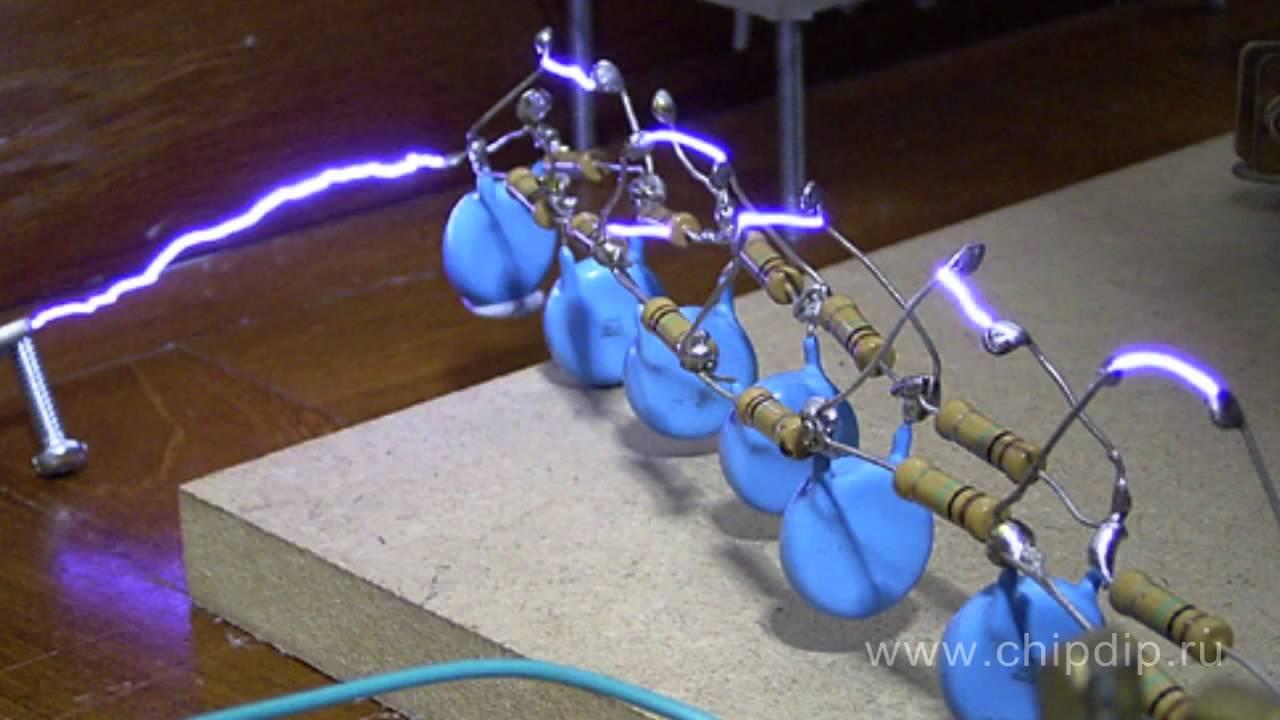 Электромагнитные генератор своими руками