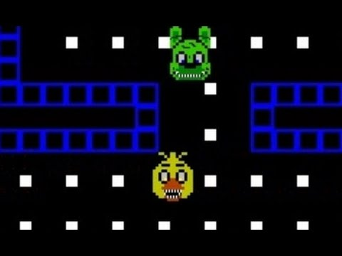 Five Nights At Freddy's Pac-Man 4
