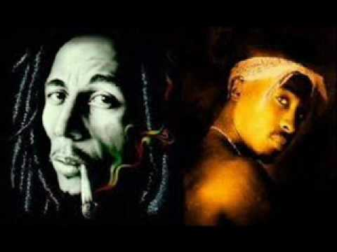 2pac ft. Bob Marley - Hold ya head (2012 remix)