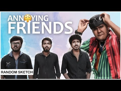 Annoying Friends | Team NYK | Nee Yaaruda Komali | #7