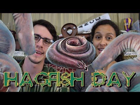 Episode 130: Hagfish Slime, Alaska, & Menopause