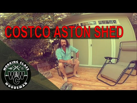 Your Costco Aston Shed Review (DIY Kit) – UPDATED