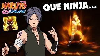 O NINJA FREE MAIS PODEROSO DO JOGO! | Naruto Online