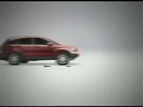 Honda CR-V chocolate