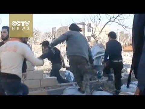 UN plans to deliver aid amid Syria ceasefire