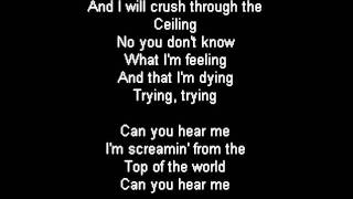 Tokio Hotel - Screamin' Lyrics