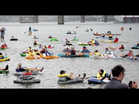 The Big Float | Portland, Oregon | Willamette River | July 15 2017