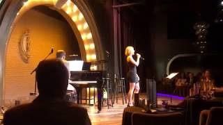 Hit Me With A Hot Note - Tatum Langley, at The Cabaret