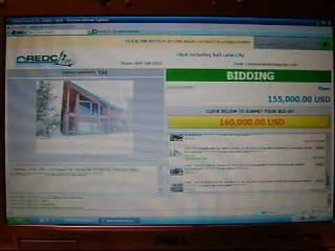 Real Estate Auction in Brian Head, Utah