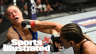 Amanda Nunes Apologizes To Ronda Rousey | SI Wire | Sports Illustrated