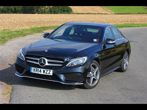 Mercedes-Benz C-Class Saloon 2015 Car Review