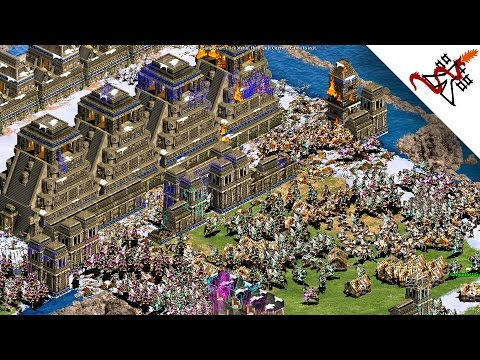 INSANE LAST MAN STANDING - Age of Empires 2 HD