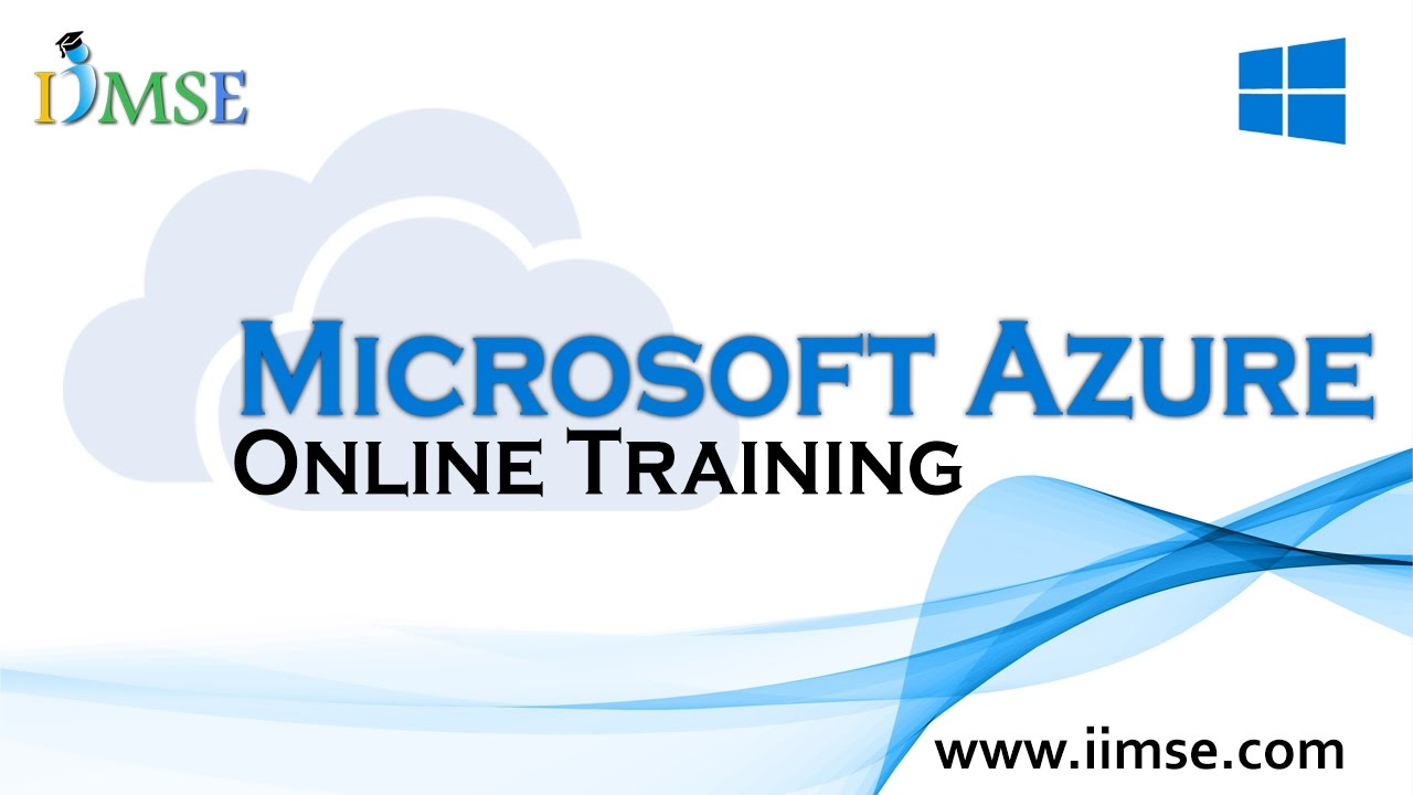 Microsoft Azure Cloud Certification Introduction Tutorial Youtube