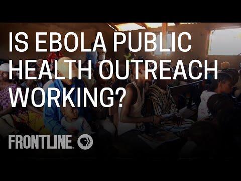 Is Ebola Public Health Outreach Working? | #AskFRONTLINE