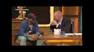 Serdar Somuncu überfällt Stefan Raab - TV total