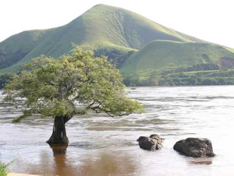 Lope National Park — mix of savanna & dense forest along the Ogooue River, Gabon