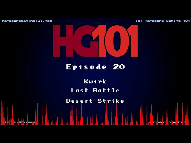 Top 47k Games Episode 020 - Kwirk, Last Battle, Desert Strike