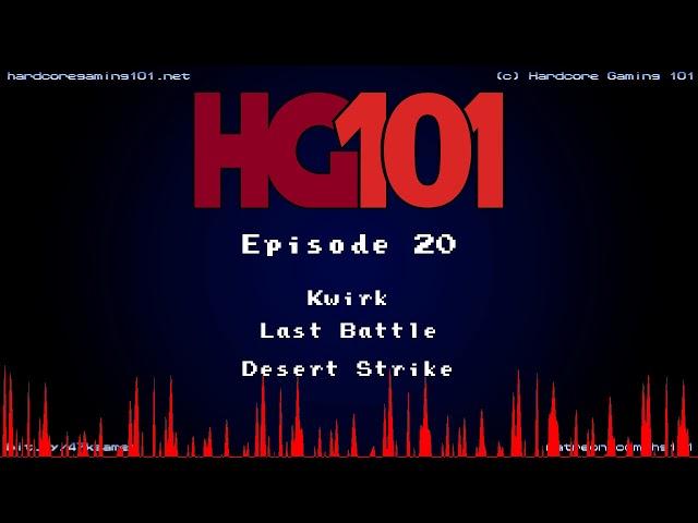 Top 47k Games Episode 020 - Kwirk, Last Battle, Desert Strike