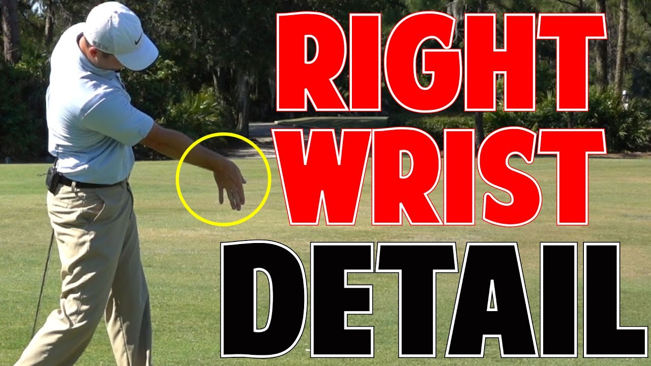 Is wrist hinge needed in the golf swing - Instruction