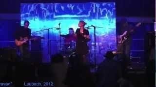 "Miss Zippy & The Blues Wail - ""Caravan"" - Laubach, 2012"