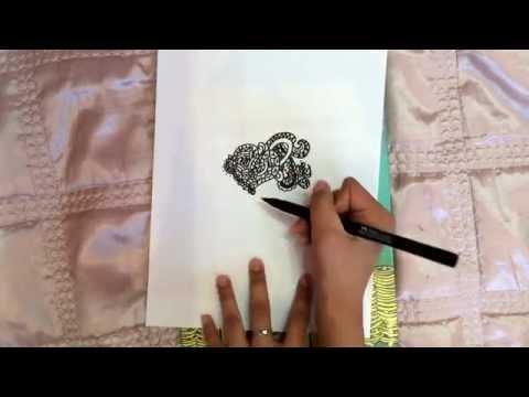 видео: Как рисовать дудлинг?)