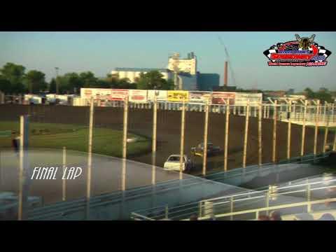 River Cities Speedway WISSOTA Street Stock Heats (8/31/18)