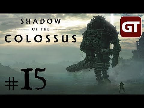 Shadow of the Colossus #15 - Cenobia, der andere Fiffi (PS4 Pro, 60 fps)