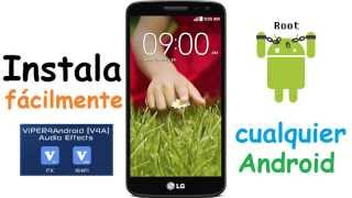 Video Como Instalar Viper4Android HiFi Audio en cualquier Android. [LG G2] download MP3, 3GP, MP4, WEBM, AVI, FLV Oktober 2018