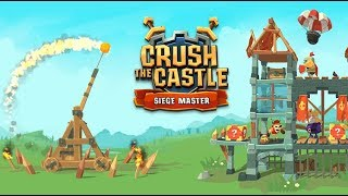 Crush the Castle: Siege Master - Launch Trailer