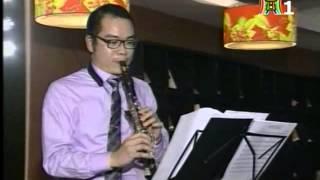 CEG  12 : Clarinet Trần Khánh Quang - Louis Cahuzac - Cantilene