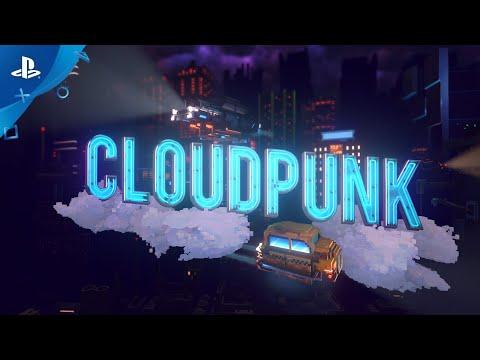 Cloudpunk - AnnouncementTrailer | PS4