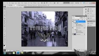 Adobe Photoshop CS5 Watermark Tutorial
