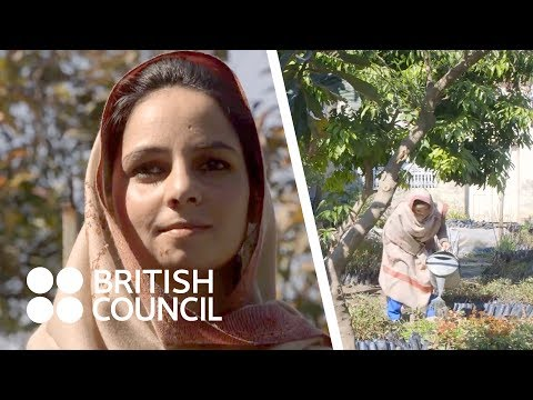 Sameen (Pakistan): How I gained respect in my community