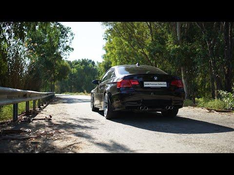 BMW M3 E92 Test Sürüşü / Egzoz Setupları (Exhaust Setups )