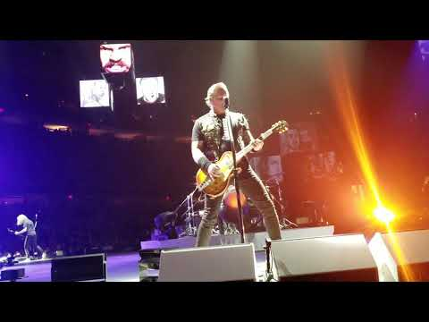 Metallica - Anesthesia (Pulling Teeth)/ Hit the Lights; Quicken Loans Arena, Cleveland, OH; 2-1-2019