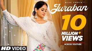 Miss Pooja: Juraban (Full Song) Young Army | Monewala | Latest Punjabi Song 2021