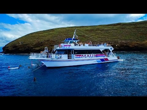 Welcome to the Pride of Maui! | Molokini Snorkeling Adventure