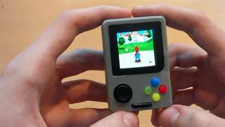 Gameboy Nano - Portable Raspberry Pi Gameboy