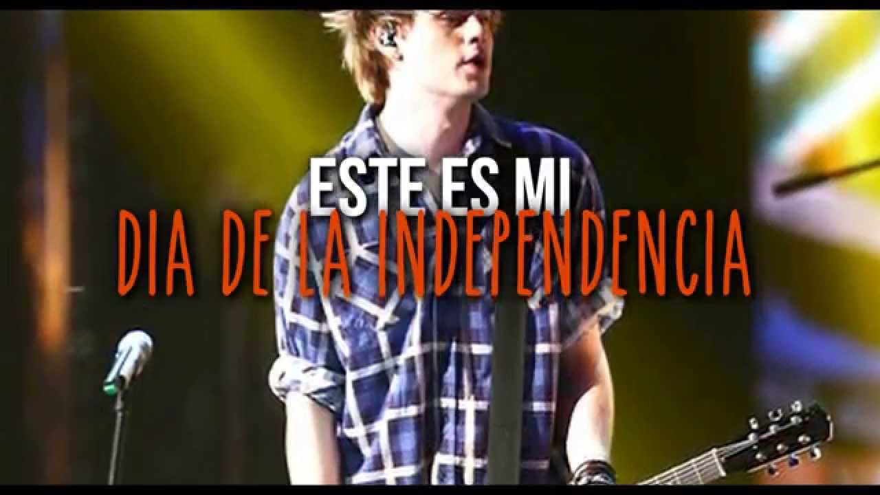 independence day 5 seconds of summer 5sos traducida