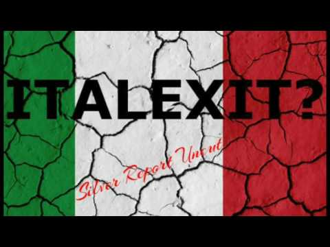 Break Up of The Euro Italy Begins Open Discussion on Italexit - Economic Collapse News